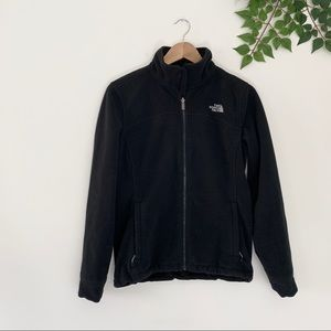 The North Face M Full Zip Black Fleece Jacket